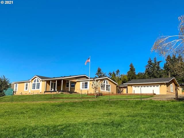 9961 S Maple Grove Rd, Molalla, OR 97038 (MLS #21650306) :: Stellar Realty Northwest