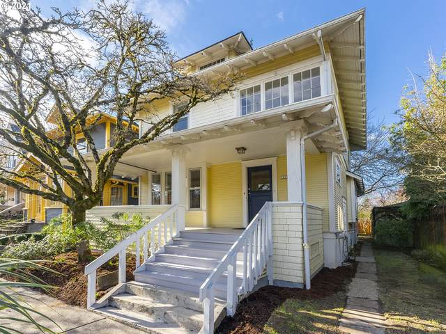 1215 SE 36TH Ave, Portland, OR 97214 (MLS #21650464) :: Change Realty