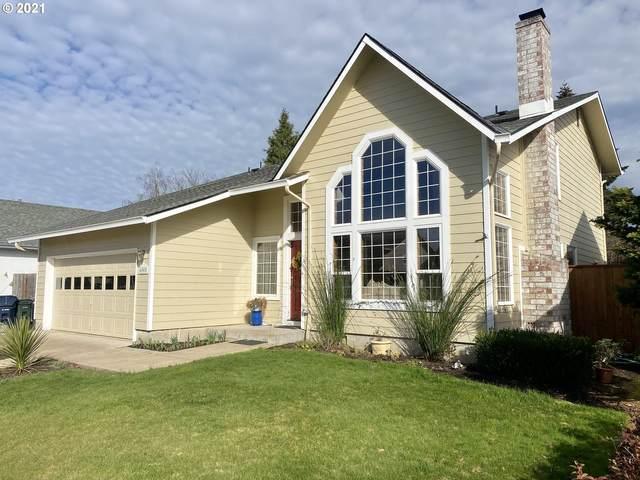 4005 Torrington Ave, Eugene, OR 97404 (MLS #21650535) :: Song Real Estate