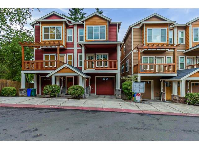 5203 SW Shattuck Rd, Portland, OR 97221 (MLS #21650680) :: The Pacific Group