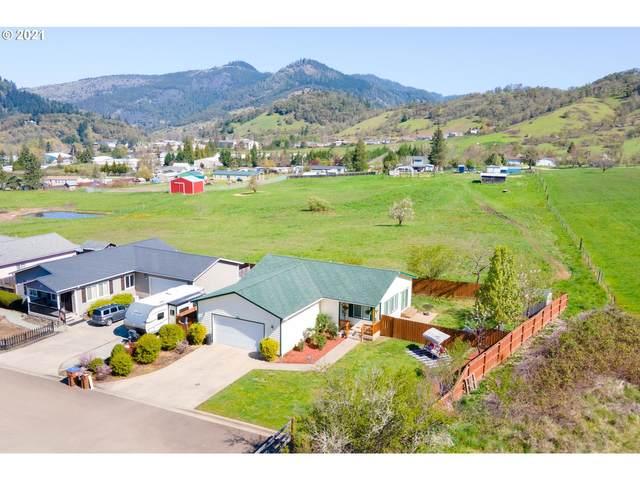 332 Gallahad Loop, Myrtle Creek, OR 97457 (MLS #21650690) :: Real Tour Property Group