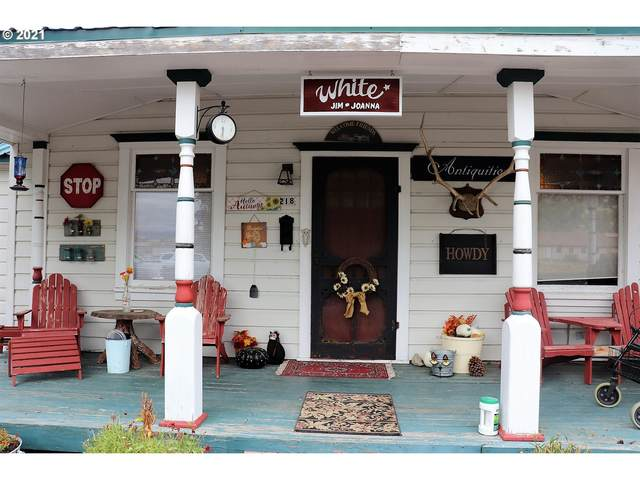 218 N Johnson St, Prairie City, OR 97869 (MLS #21650914) :: Fox Real Estate Group