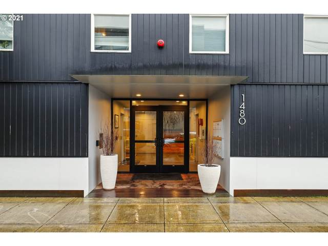 1480 N Jarrett St #201, Portland, OR 97217 (MLS #21651153) :: Next Home Realty Connection