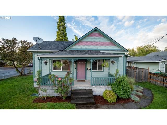 8605 SE Ellis St, Portland, OR 97266 (MLS #21651207) :: Oregon Farm & Home Brokers