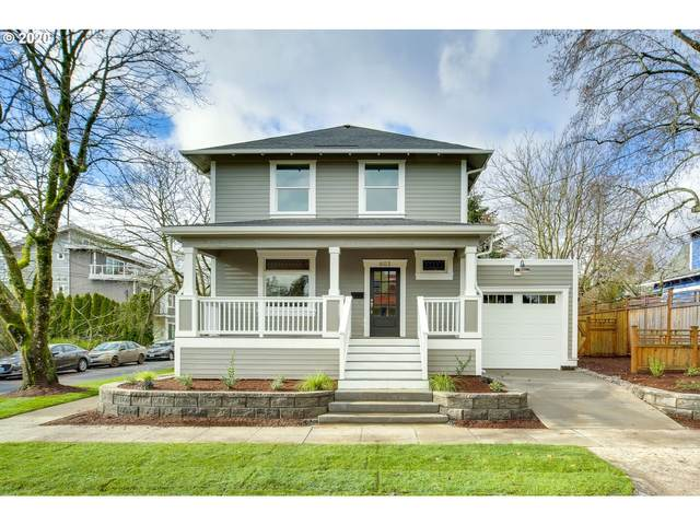 603 NE 61ST Ave, Portland, OR 97213 (MLS #21651633) :: Next Home Realty Connection