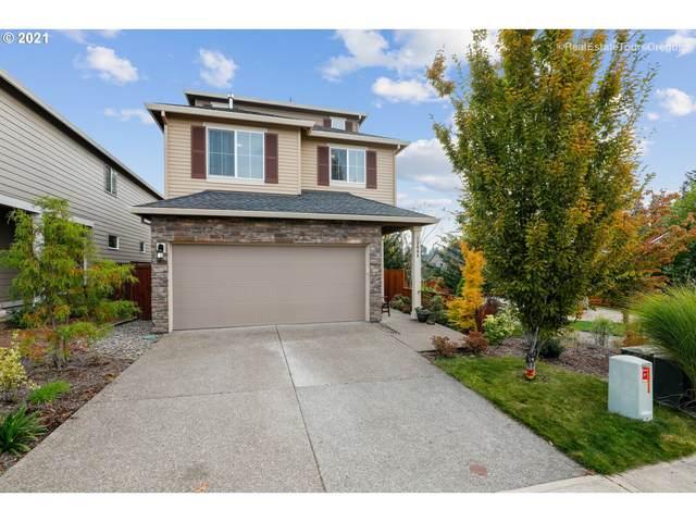 13684 SE Siskin Ln, Happy Valley, OR 97015 (MLS #21651884) :: Brantley Christianson Real Estate