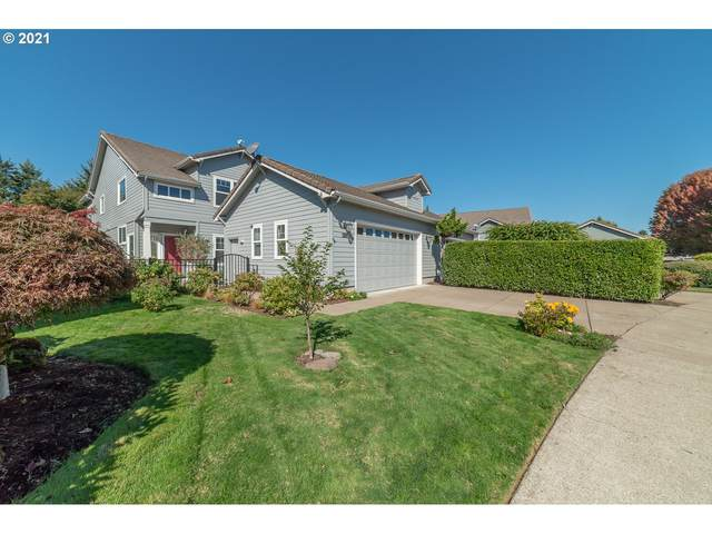 335 Magnolia Dr, Creswell, OR 97426 (MLS #21651927) :: Townsend Jarvis Group Real Estate