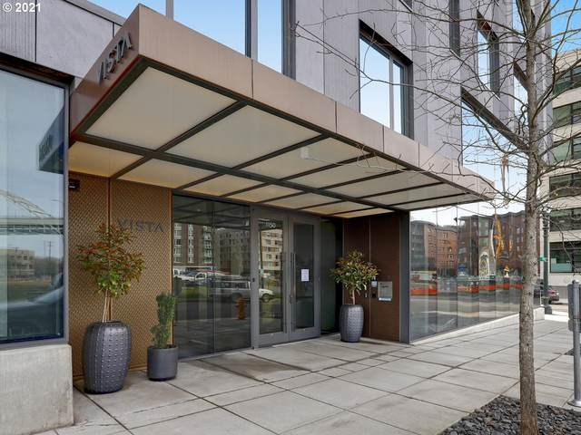1150 NW Quimby St #808, Portland, OR 97209 (MLS #21651931) :: Beach Loop Realty