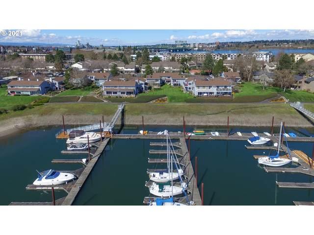 520 N Hayden Bay Dr, Portland, OR 97217 (MLS #21652229) :: McKillion Real Estate Group