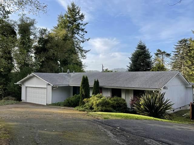 3925 NE East Devils Lake Rd, Otis, OR 97368 (MLS #21652606) :: Oregon Farm & Home Brokers