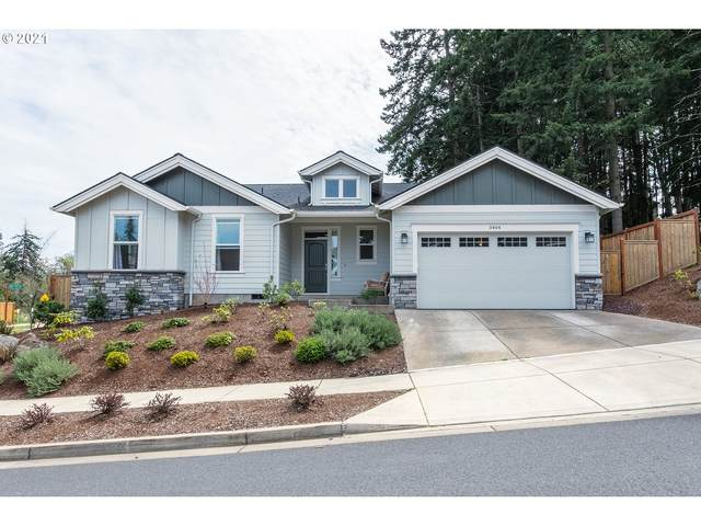 3404 Vista Heights Ln, Eugene, OR 97405 (MLS #21652702) :: Premiere Property Group LLC