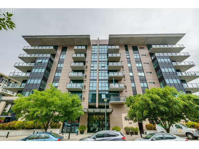 1830 NW Riverscape St #511, Portland, OR 97209 (MLS #21652743) :: Lux Properties