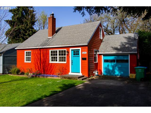 10141 N Leonard St, Portland, OR 97203 (MLS #21652753) :: Next Home Realty Connection