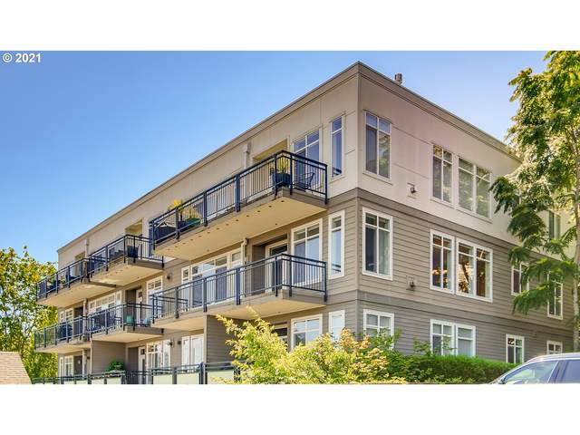 1815 SW 16TH Ave #303, Portland, OR 97201 (MLS #21652775) :: Cano Real Estate