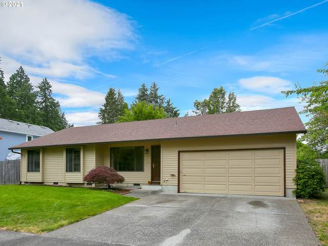 17925 SW Jay St, Aloha, OR 97003 (MLS #21652874) :: The Haas Real Estate Team