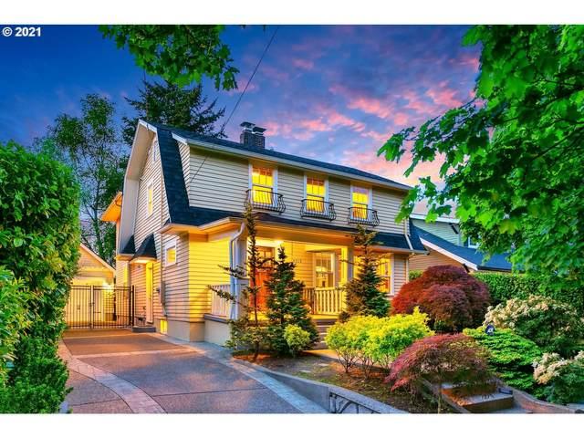4515 NE Alameda St, Portland, OR 97213 (MLS #21653032) :: Cano Real Estate
