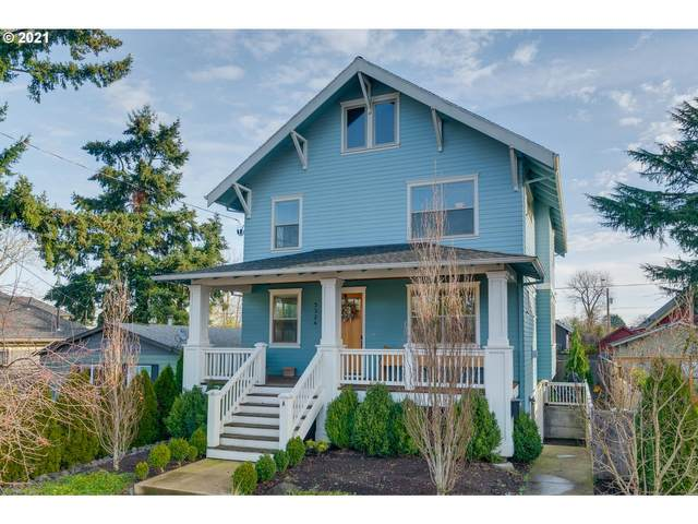 5324 NE 28TH Ave A, Portland, OR 97211 (MLS #21653267) :: Stellar Realty Northwest