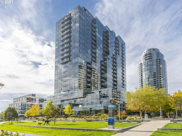 841 S Gaines St #1204, Portland, OR 97239 (MLS #21653328) :: Song Real Estate