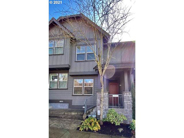 10318 SW Taylor St, Portland, OR 97225 (MLS #21653462) :: Fox Real Estate Group