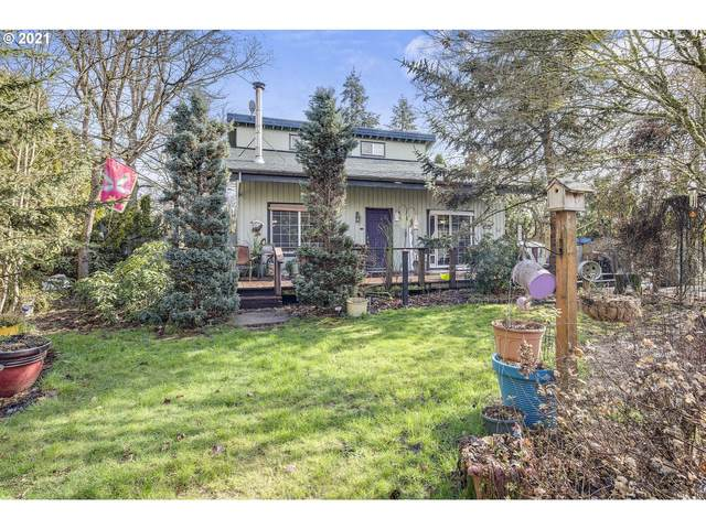 145 N Balm St, Yamhill, OR 97148 (MLS #21653728) :: Premiere Property Group LLC