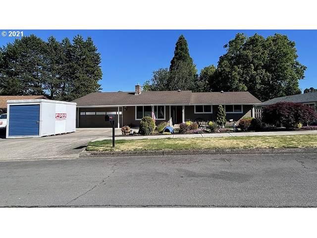 1112 E Sierra Vista Dr, Newberg, OR 97132 (MLS #21653952) :: Premiere Property Group LLC