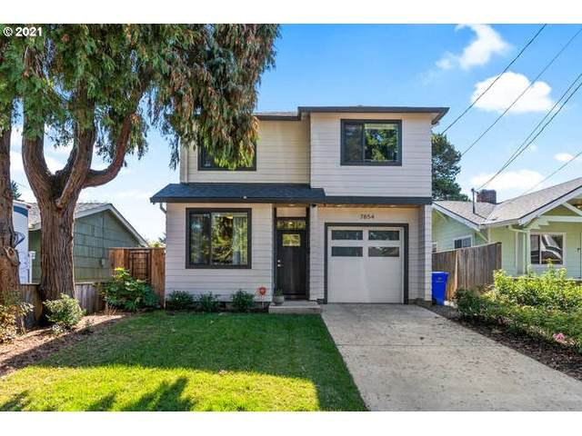 7854 SE Reedway St, Portland, OR 97206 (MLS #21654286) :: Townsend Jarvis Group Real Estate
