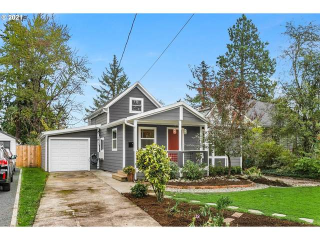 5320 SE 89TH Ave, Portland, OR 97266 (MLS #21654809) :: McKillion Real Estate Group