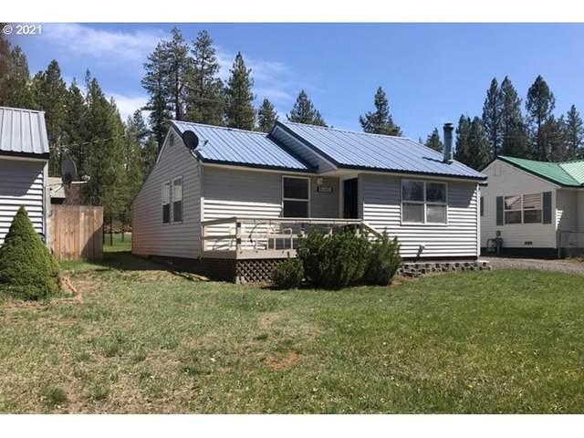 138229 Hillcrest St, Gilchrist, OR 97737 (MLS #21655365) :: RE/MAX Integrity