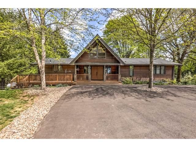 47980 SW Fluke Dr, Gaston, OR 97119 (MLS #21656123) :: Townsend Jarvis Group Real Estate