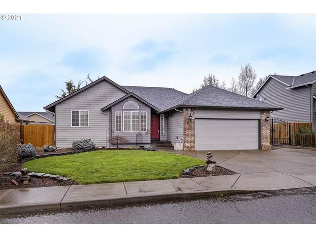 225 Thunderbird St, Molalla, OR 97038 (MLS #21656522) :: Lux Properties