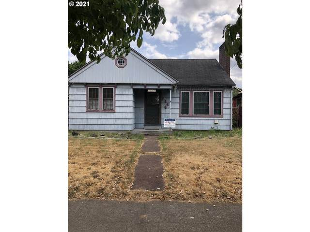 3144 N Winchell St, Portland, OR 97217 (MLS #21656550) :: Townsend Jarvis Group Real Estate