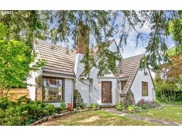 567 NE Jackson St, Hillsboro, OR 97124 (MLS #21656649) :: Next Home Realty Connection