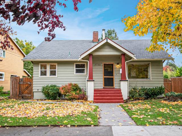 5730 SE 46TH Ave, Portland, OR 97206 (MLS #21656653) :: Windermere Crest Realty