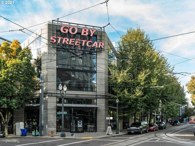 1030 NW 12TH Ave #306, Portland, OR 97209 (MLS #21657027) :: McKillion Real Estate Group