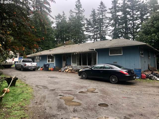 43460 Nicholson Dr, Port Orford, OR 97465 (MLS #21657324) :: Beach Loop Realty
