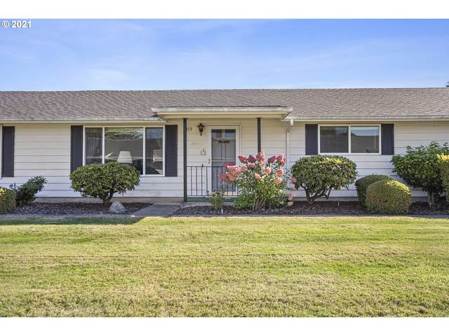 859 NE Fleming Ave B-12, Gresham, OR 97030 (MLS #21657535) :: Next Home Realty Connection