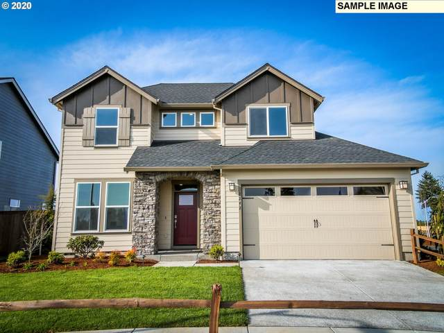 1141 NE 17TH St, Battle Ground, WA 98604 (MLS #21657630) :: Premiere Property Group LLC