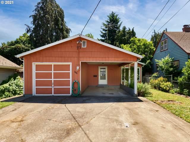 7046 SE Taggart St, Portland, OR 97206 (MLS #21657664) :: McKillion Real Estate Group