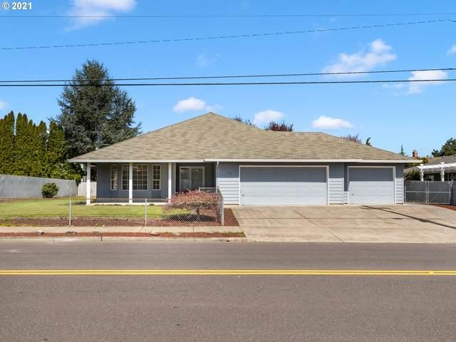 604 NE 129TH St, Vancouver, WA 98685 (MLS #21657982) :: Brantley Christianson Real Estate