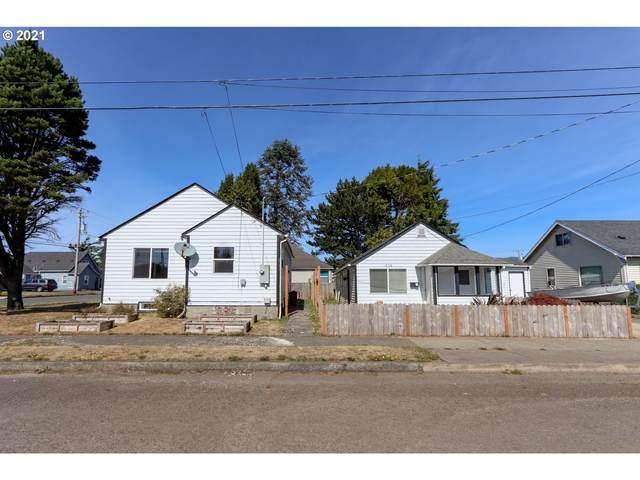 1806 10TH St, Tillamook, OR 97141 (MLS #21658330) :: Song Real Estate
