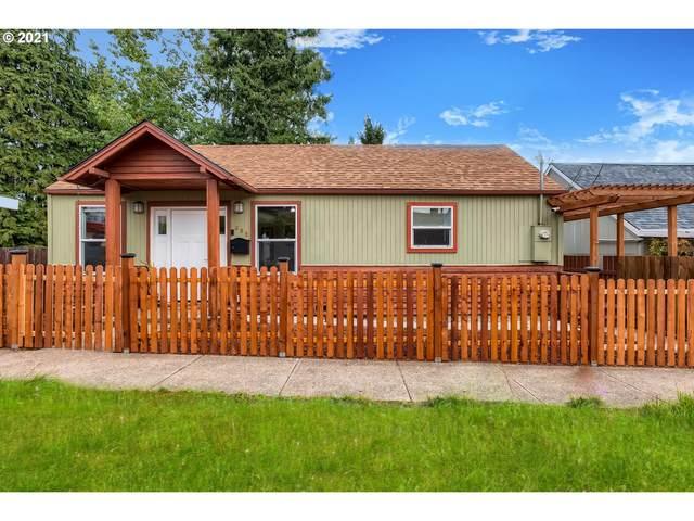 609 Mount Hood St, Oregon City, OR 97045 (MLS #21658353) :: Stellar Realty Northwest