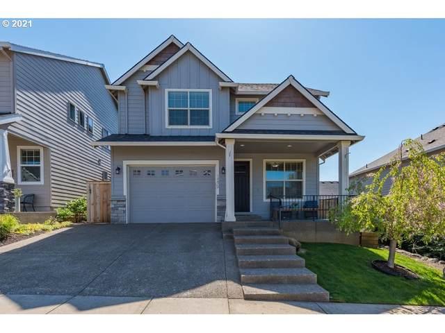 12672 Pavilion Pl, Oregon City, OR 97045 (MLS #21658465) :: Tim Shannon Realty, Inc.