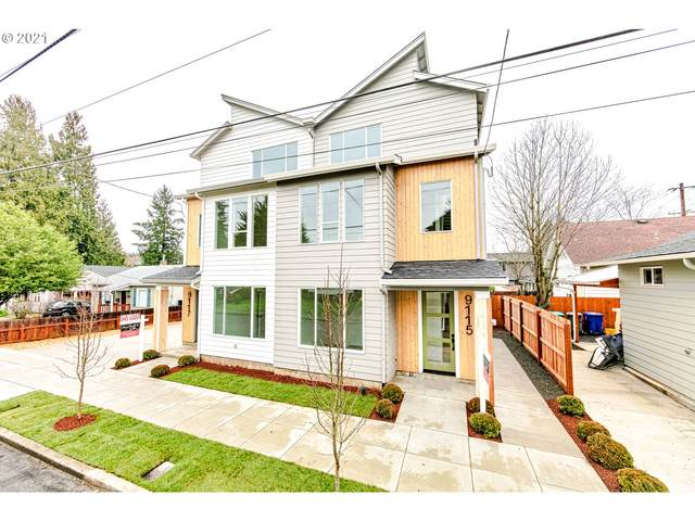 9115 N Hudson St, Portland, OR 97203 (MLS #21658545) :: Song Real Estate