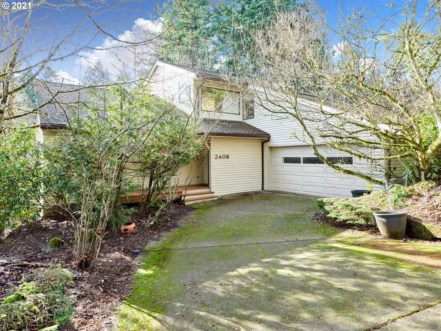 2408 Woodhaven Ct, West Linn, OR 97068 (MLS #21658579) :: Fox Real Estate Group