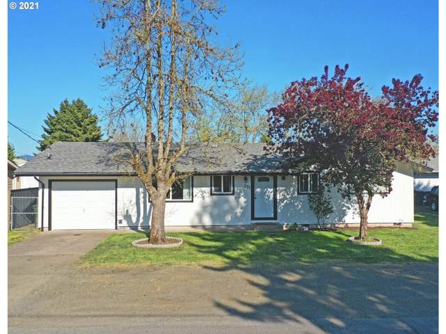 235 S 38TH St, Springfield, OR 97478 (MLS #21658615) :: Stellar Realty Northwest