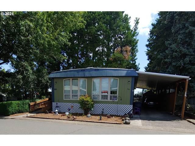 1800 Lakewood Ct #60, Eugene, OR 97402 (MLS #21658924) :: Fox Real Estate Group