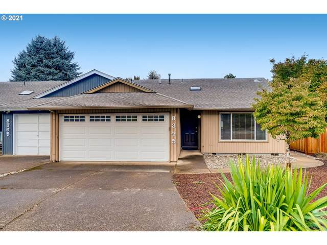 8345 SW Colony Creek Ct, Tigard, OR 97224 (MLS #21658954) :: Real Tour Property Group