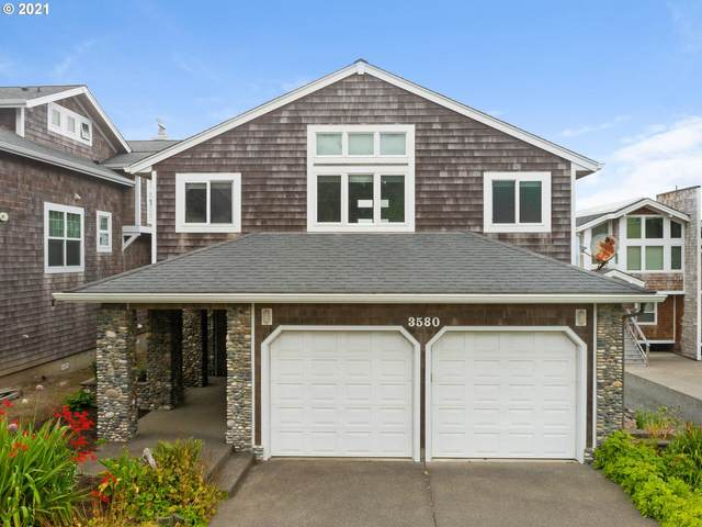 3580 Pacific St, Cannon Beach, OR 97110 (MLS #21659024) :: Real Tour Property Group