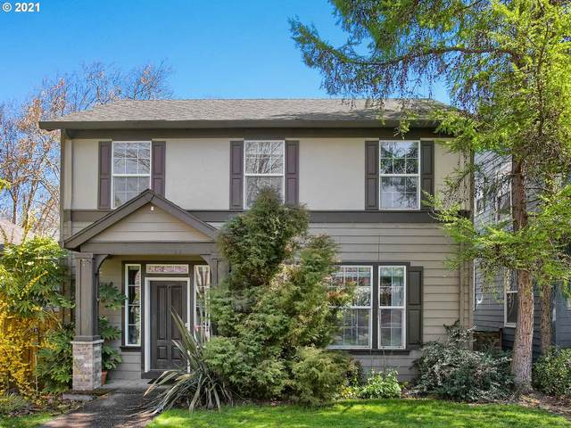 9422 N Haven Ave, Portland, OR 97203 (MLS #21659093) :: Tim Shannon Realty, Inc.