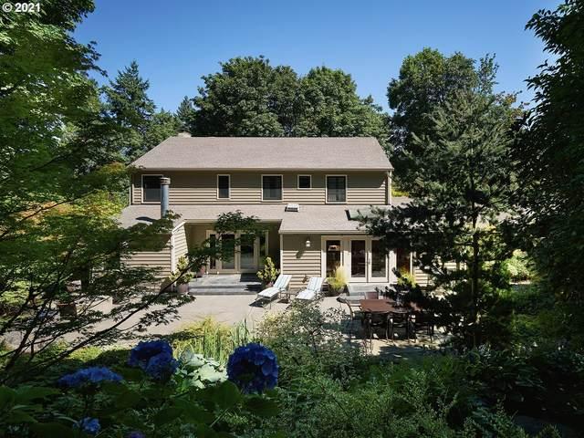 5244 SW Humphrey Blvd, Portland, OR 97221 (MLS #21659339) :: Lux Properties